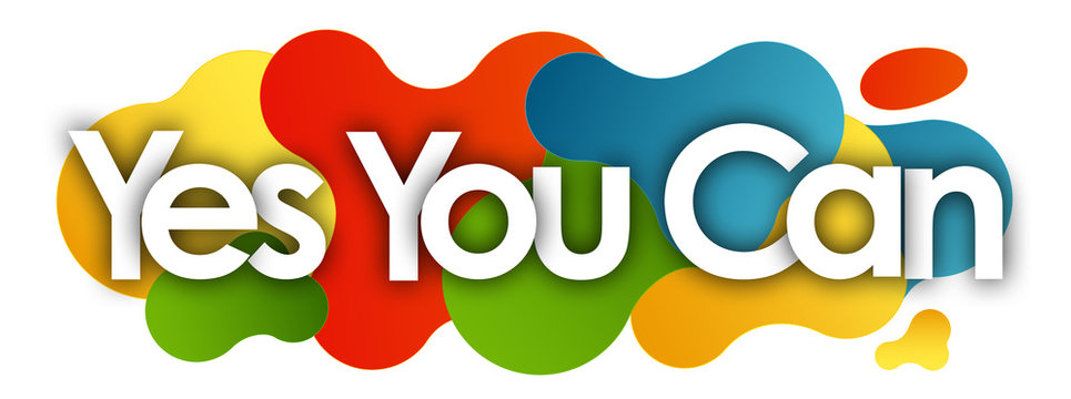 yes you can in color bubble background