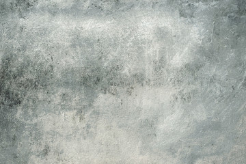 Fotobehang - Texture of scratched old dirty concrete wall for background.Cement-sand dusty wall surface..