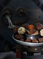 chocolates for treats and holiday gifts