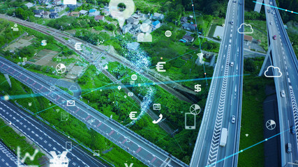 交通とネットワーク