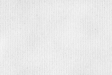 White cardboard texture abstract background