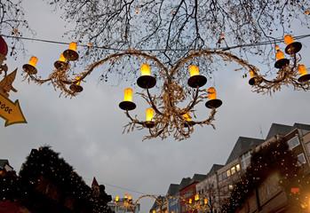 Kölner Weihnachtsmarkt am Alter Markt