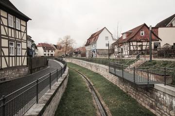 Romantisches Eichsfeld; Dingelstädt an der Unstrut