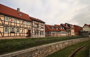 Romantisches Eichsfeld; An der Unstrut in Dingelstädt