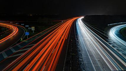 M40 Long Exposure (30 sec exposure) Fotobehang