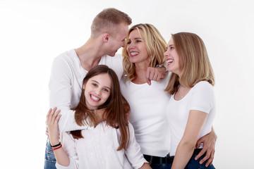 Familien Fotoshooting zum Muttertag