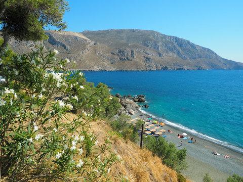 Kalymnos - Strand in Panormos