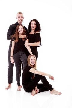 Familien Fotoshooting Geschwister