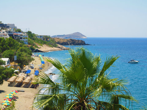 Kalymnos - Strand in Massouri
