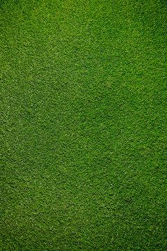 greem artificial grass background texture