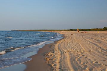 Gdańska - Plaża Stogi