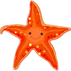 In de dag Sprookjeswereld Starfish