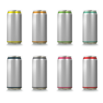 packaging de bière en vecteur