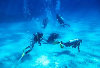 Scuba Diving explore the Red Sea, Egypt