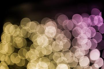 colorful festival bokeh lighting background