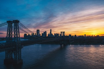 This New York picture has high quality
