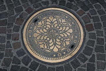 Budapest Manhole