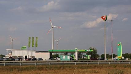 Marche Mol Petrol Hungary