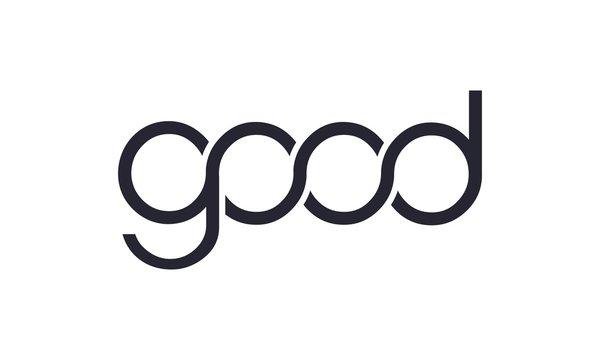 Good word for logo design concept