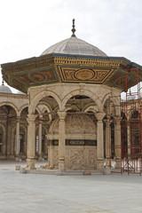 Alabaster Mosque Fountain