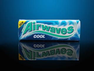 Airwaves chewing gum