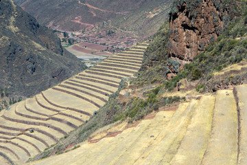 Pisac archaeological site, Peru
