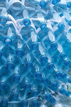 Plastic bottle pattern