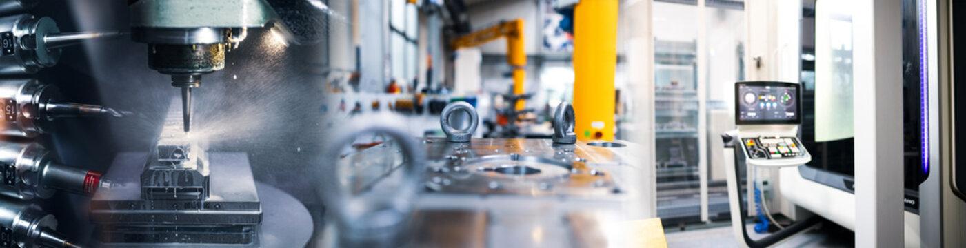 Industrielle Fertigung / Industrial Manufacturing