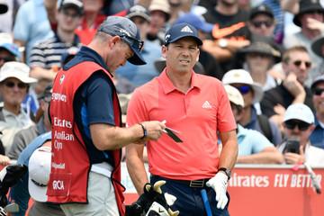 2019 The Australian Open Golf Day 1 Dec 5th