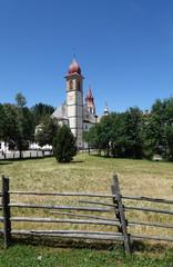 Wallfahrtskirche Maria Weissenstein im Eggental