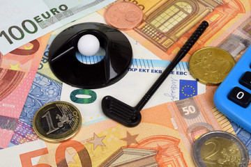 Golf Cost Euro