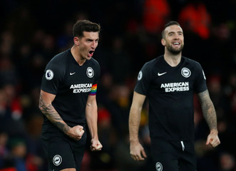 Premier League - Arsenal v Brighton & Hove Albion