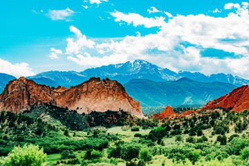 Colorado Scenic Landscapes