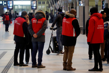 Nationwide strike continues in France against pensions reform plans