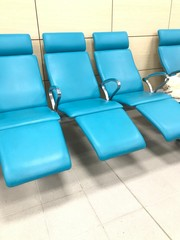 empty seats in airport