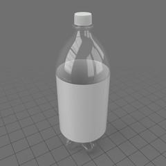 Two liter bottle