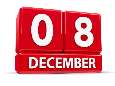 Cubes 8th December