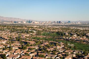 Fotorolgordijn Las Vegas Henderson and Las Vegas 10