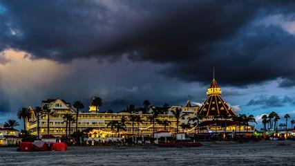Luxury Resort on Coronado Island