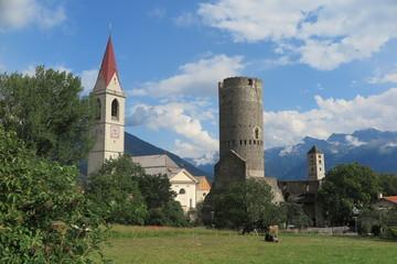 Türme von Mals, Südtirol