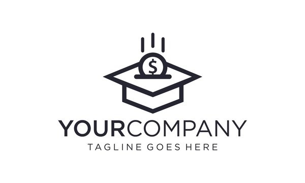 College saving for logo design concepts