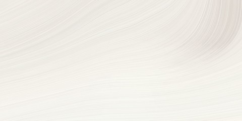 elegant curvy swirl waves background design with linen, light gray and pastel gray color Fototapete