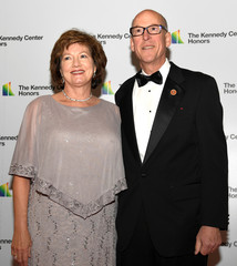 Rep. Greg Walden arrives for Kennedy Center Honors gala at US State Department