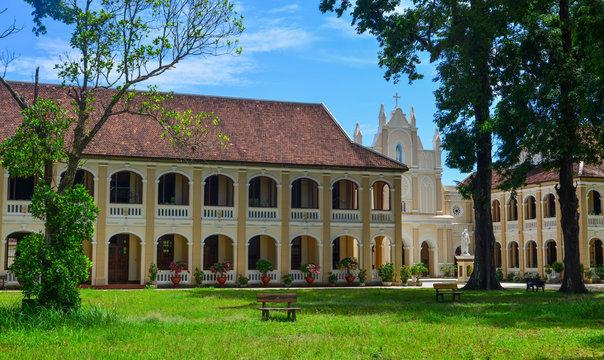 Lang Song Seminary in Binh Dinh, Vietnam