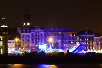 winter van Antwerpen 2019 - 2020 Christmas & New Year