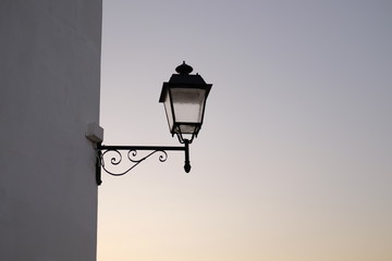 Lampione mare