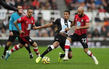 Premier League - Newcastle United v Southampton