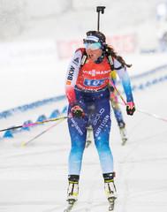 IBU Biathlon World Cup in Ostersund