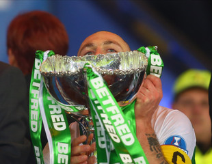 2019 Scottish League Cup Football final Celtic v Rangers Dec 8th