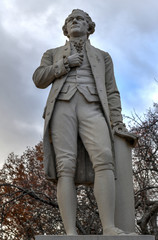 Alexander Hamilton - New York City